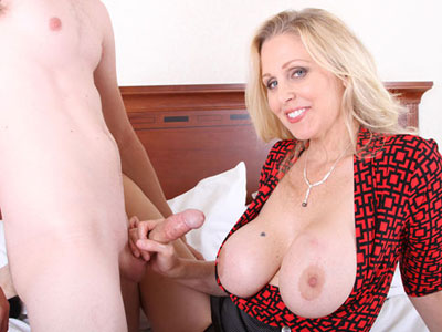 Milked By A Cougar