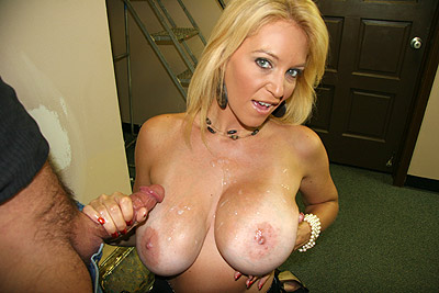 Charlee Chase: Spackle My Tits